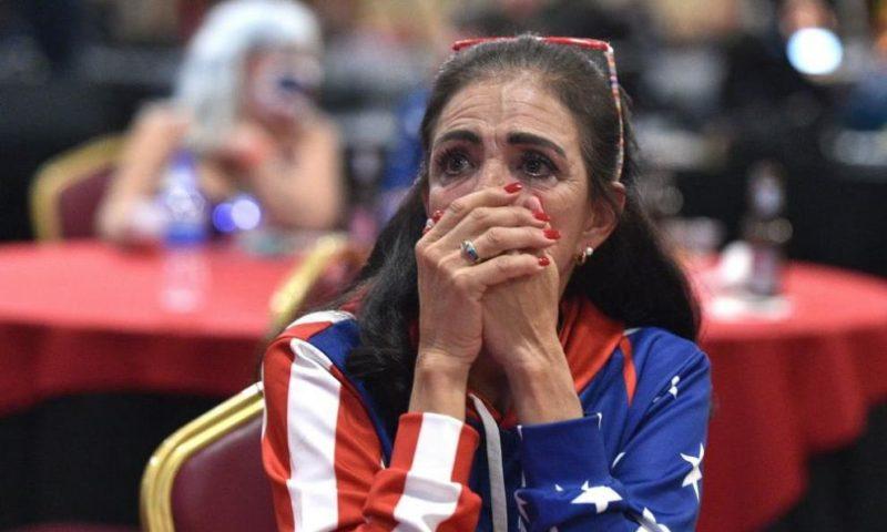 В очакване: 5 щата не са обявили резултатите от президентските избори в САЩ