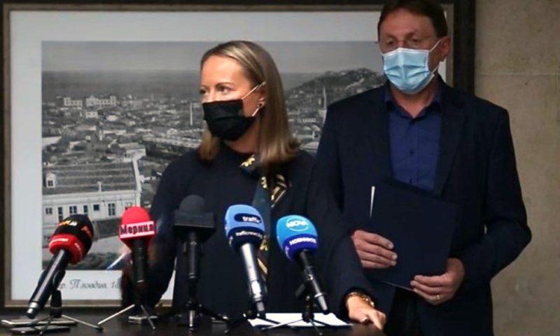 Дани Каназирева: Всички болници са в борбата, хоспитализираме по критерии