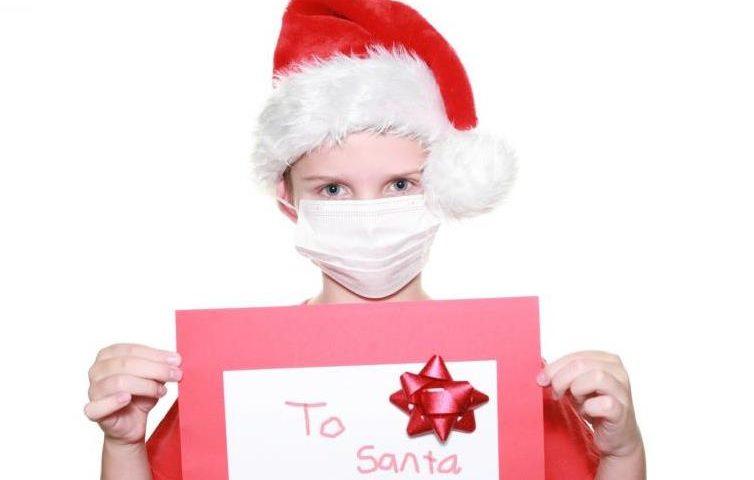 Какво пишат децата до Дядо Коледа по време на пандемия