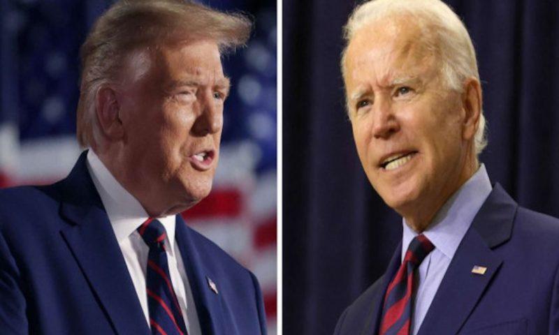 """Обрат в Щатите! Преднината на Тръмп """"магически"""" изчезна, губи ли изборите"""