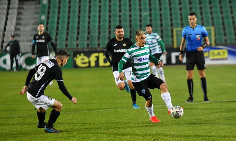 Черно море обърна 10 от Славия в мач с 5 гола (ВИДЕО)