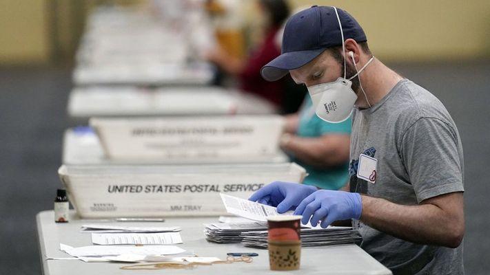 В щата Джорджия ще има повторно преброяване на гласовете