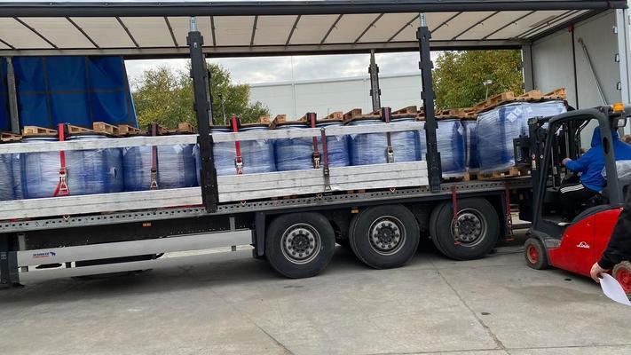 Изнесени са над 540 тона стари пестициди за обезвреждане във Франция