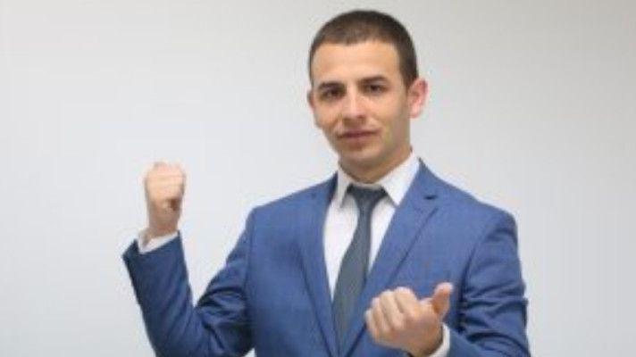 Сезгин Мехмед е новият председател на Младежкото ДПС