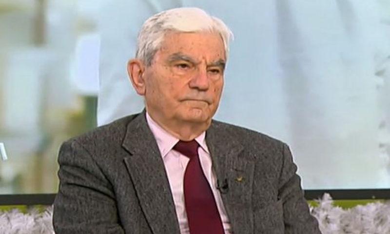 Акад. Петрунов разби на пух и прах конспиративните теории за К-19 и каза какво наистина се случва на пазара в Ухан