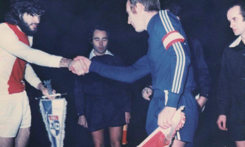 В едни други времена! Преди 45 години Аякс бе на колене пред Левски (ВИДЕО)