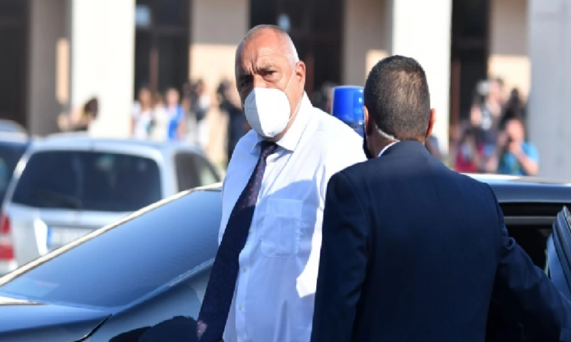 Прокуратурата се произнесе за записите, в които се смята, че се чува гласът на Борисов