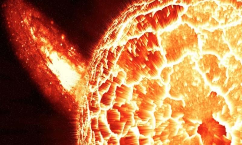 Пророчеството на Ванга за 22 декември съвпада със страшно слънчево избухване