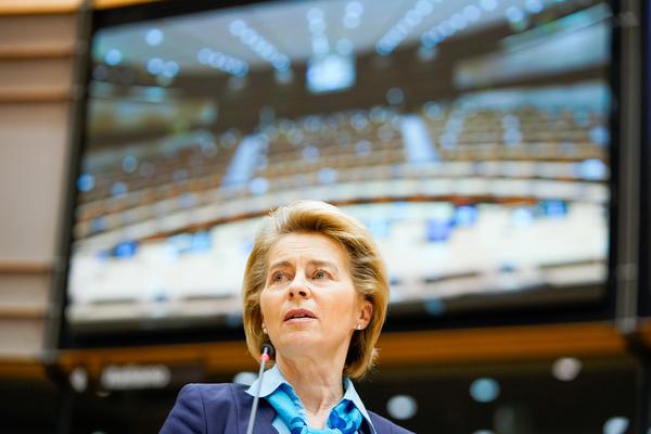 Фон дер Лайен: Позициите с Великобритания остават раздалечени