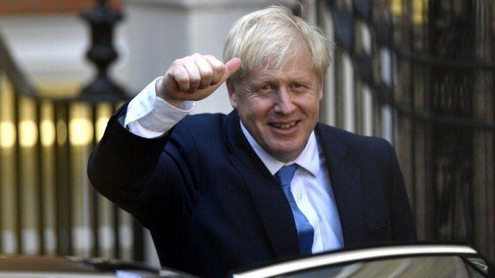 Борис Джонсън подписа споразумението за отношенията с ЕС след Брексит