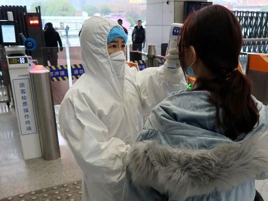 И в Китай се появи новият британски щам на коронавируса