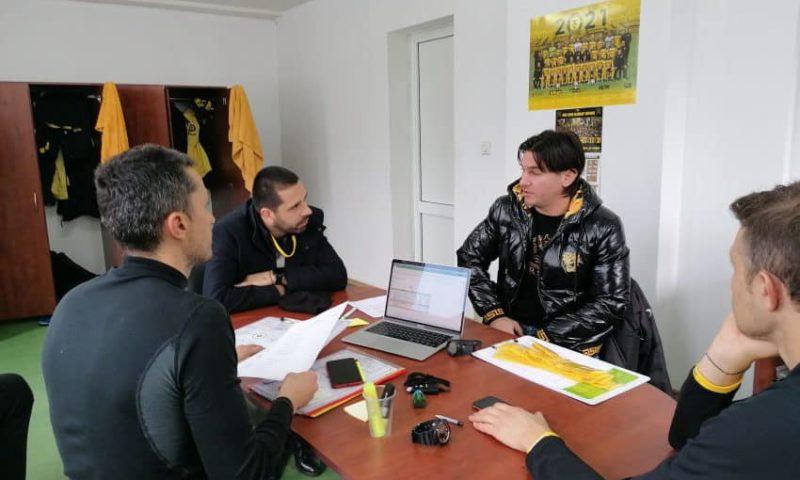 Велизар Димитров: Искам да променим много неща в Миньор (ВИДЕО)