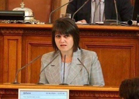 Веска Ненчева с категорична подкрепа за народен представител