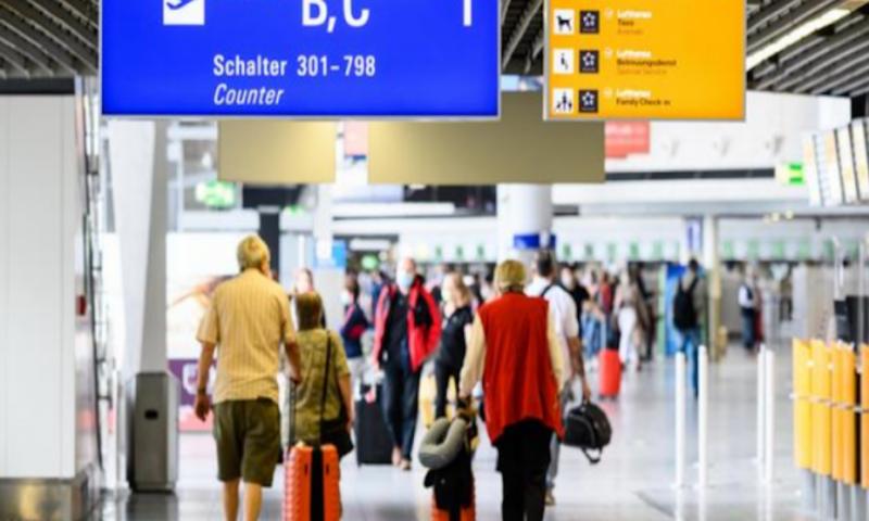 Нови ограничения от днес за пътуване в ЕС