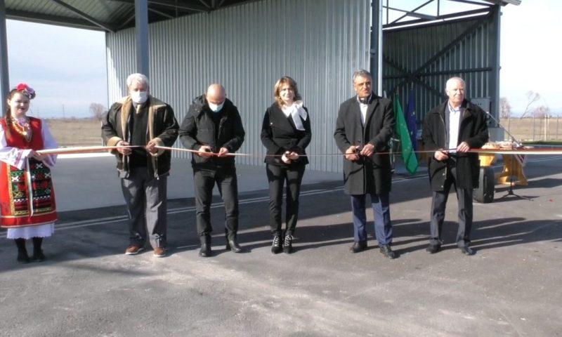 Откриха компостиращата инсталация в Ясно поле, ще спестява половин милион на общината/ВИДЕО/