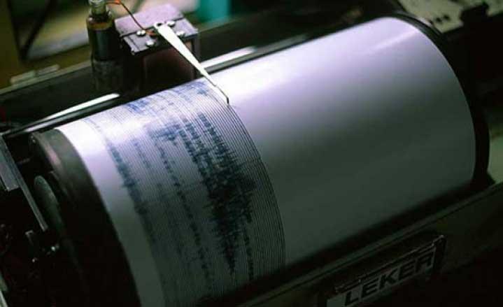 Четири земетресения над 4 по Рихтер в Гърция