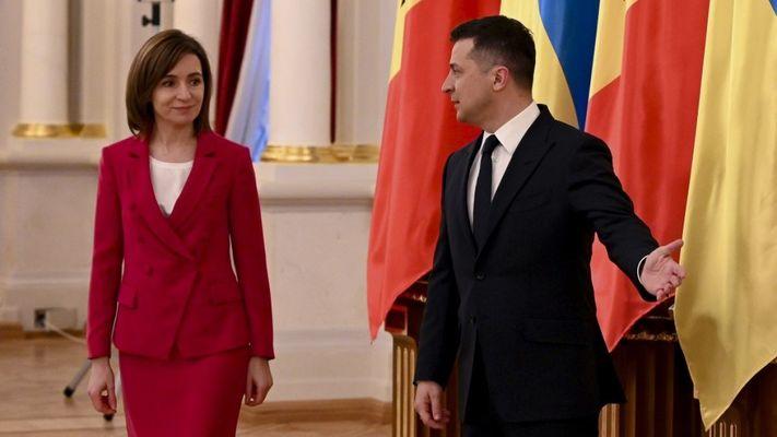 Президентите на Украйна и Молдова обсъдиха намирането на изход от конфликта в Приднестровието