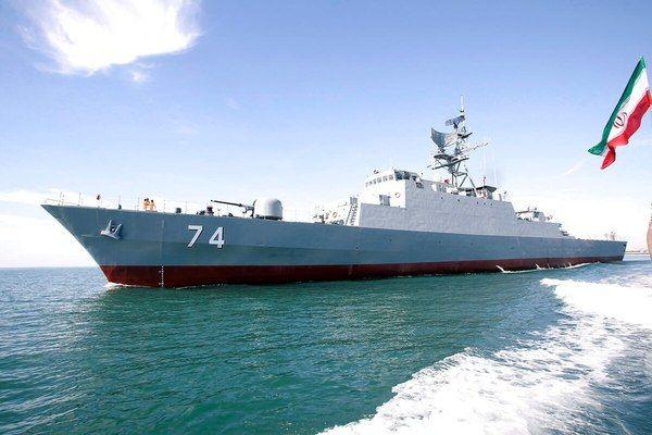 Иранският флот започна учение с ракети в Оманския залив
