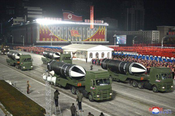 Северна Корея твърди, че разполага с най-мощното оръжие в света