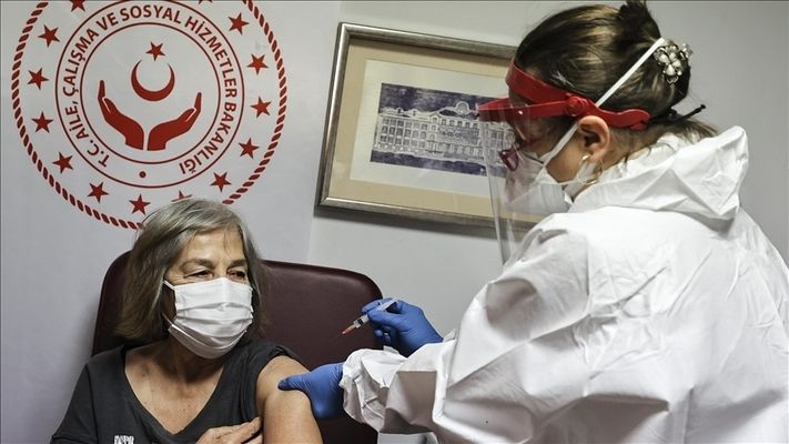 Над 25 милиона души в Турция вече са ваксинирани