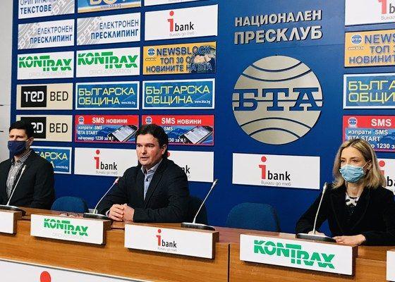 """ДЕН преговаря с """"Демократична България"""" за общо явяване на изборите"""