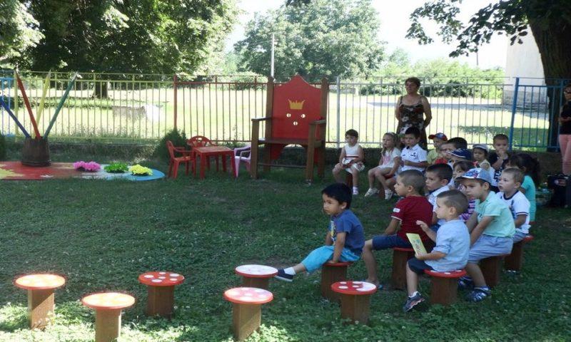 Добри новини за децата и младежите от Климент: Ще имат нови места за игри и забавления