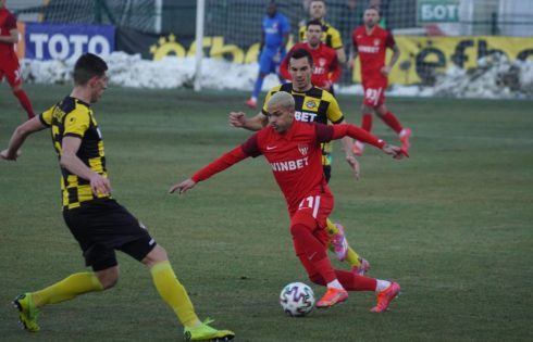Драма в 94-ата минута! Ботев (Пд) навакса 2 гола срещу Царско село (ВИДЕО+СНИМКИ)