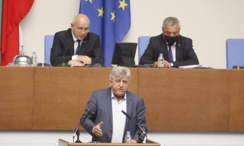 Манол Генов, водач на областната листа на червените: БСП е единствената алтернатива