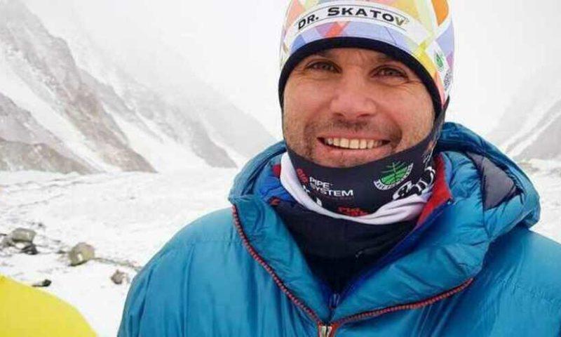 Обявиха причината за смъртта на алпиниста Атанас Скатов
