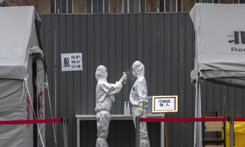 От Китай отказали да предоставят данни на СЗО за първите случаи на COVID-19