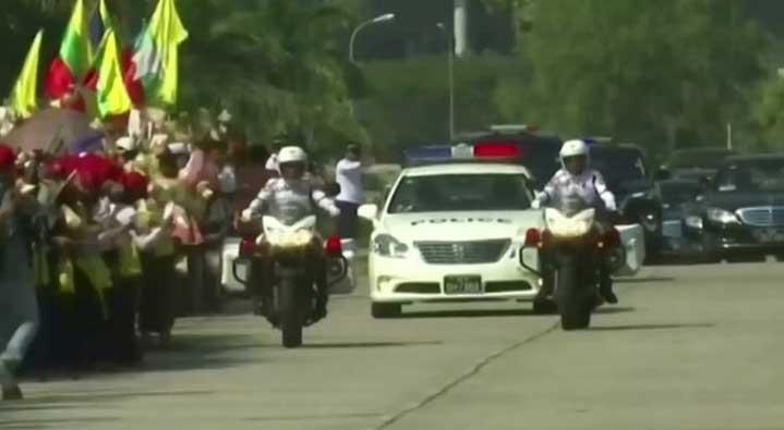 Преврат в Мианмар: Задържаха лидера на управляващата партия докато военните завземат контрола (ВИДЕО)