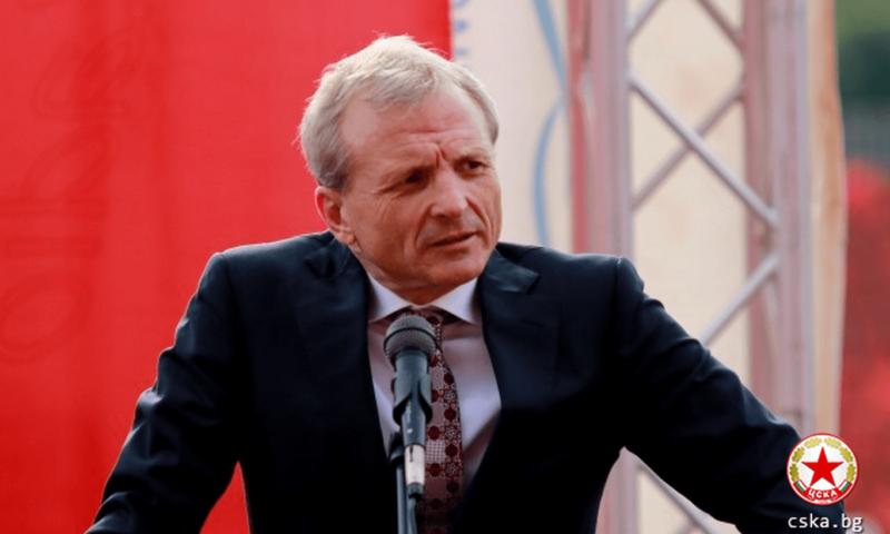 ЦСКА-София включи и децата си в призите към Ганчев (ВИДЕО)