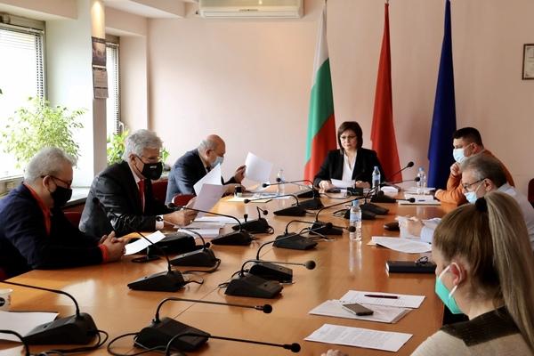 """БСП препотвърди досегашния формат на коалиция """"БСП за България"""""""
