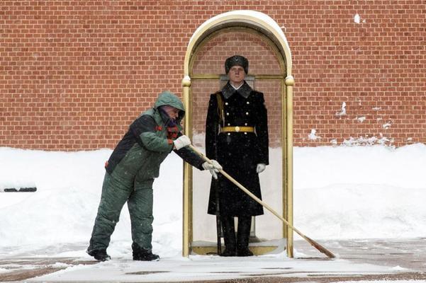 Снежен апокалипсис в Москва | Банкеръ