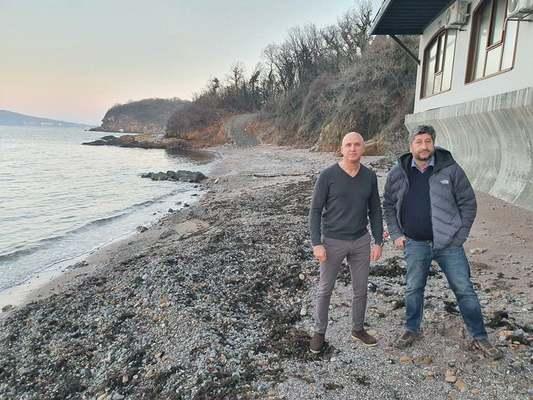 6 месеца институциите мълчат за брегоукрепването на Росенец
