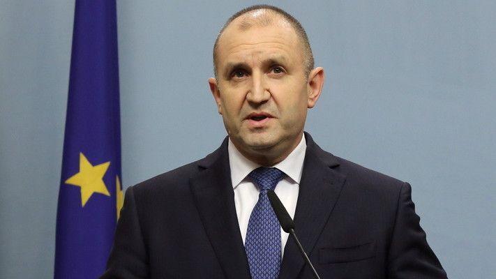 Радев: Няма да бавя процедурите за свикване на парламент