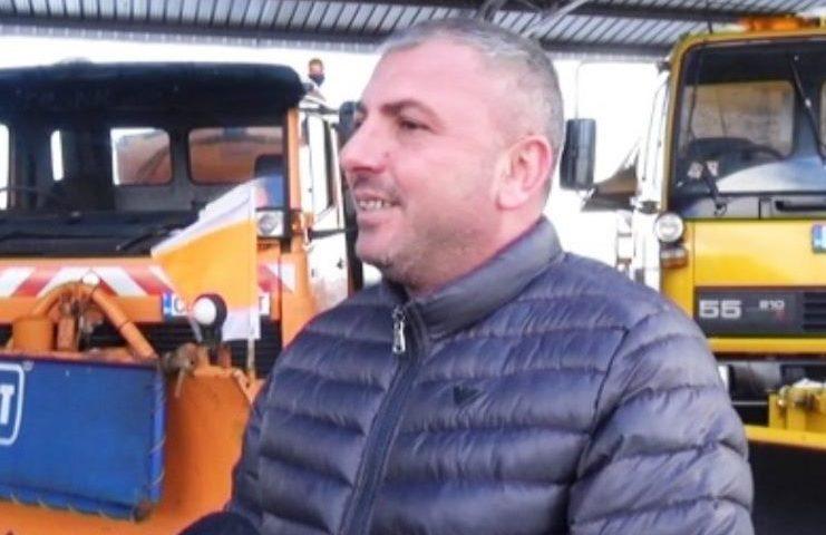 17 машини чистят община Карлово от 1 часа през нощта