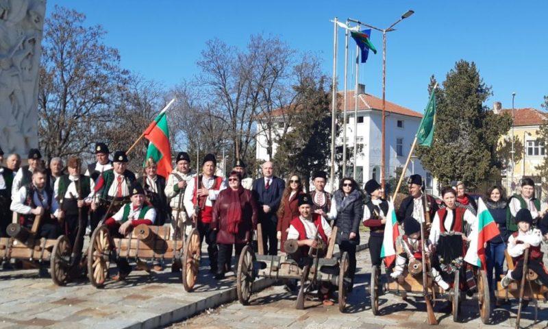 ГЕРБ – Пловдив област отбеляза 143 години от Освобождението на България