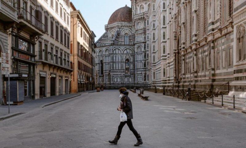 Искат военновременни закони в Италия