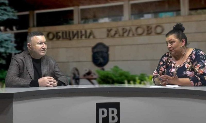 Кметът на Карлово пред ПБ Новинар за ковида, работата на общината и изборите/ВИДЕО/