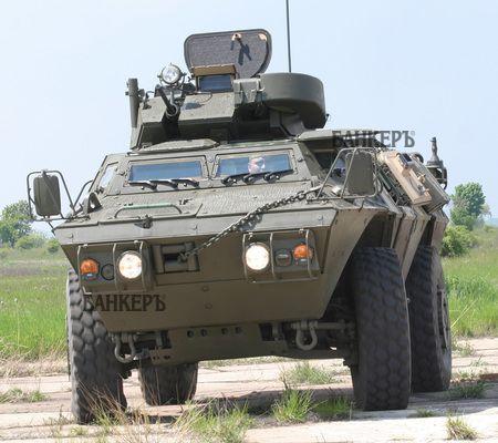 Ще има нови бойни машини до края на годината