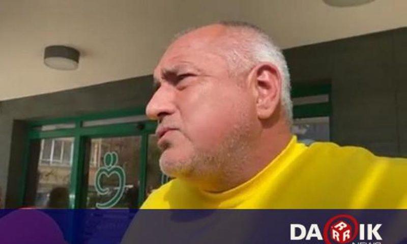 Борисов: Ако не намерим подкрепа, ще върнем мандата в четвъртък или в петък