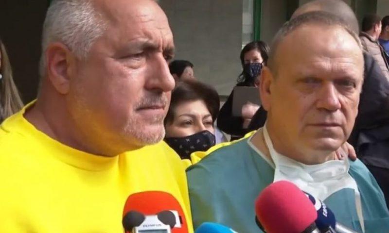 Борисов: Не, няма да се кандидатирам за президент!