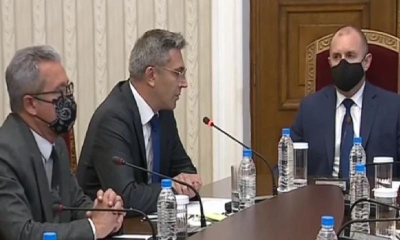 ДПС каза на Радев условията си за подкрепа на ново правителство