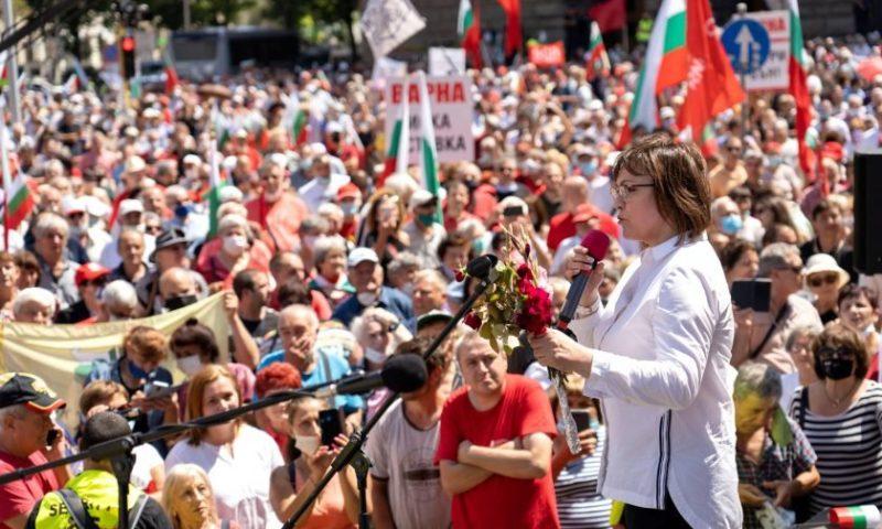 Корнелия Нинова: Един въпрос и пет факта за протестите