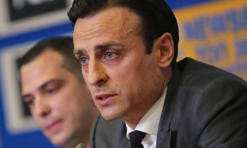 Официално: Бербатов обяви кандидатурата си за президент на БФС