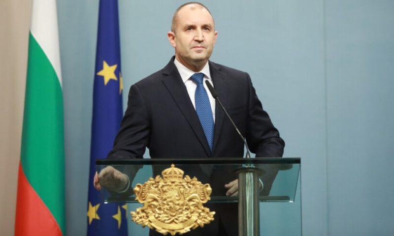 Президентът насрочи първото заседание на 45-ото Народното събрание