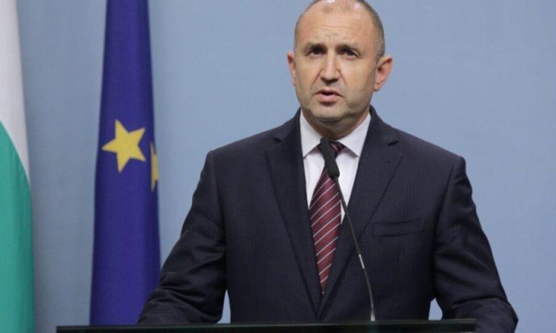 Радев отговори на Борисов за свикването на ВНС и нова Конституция
