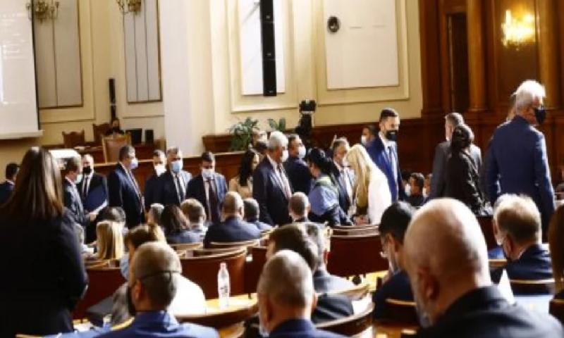 Свиреп скандал в парламента заради Борисов, намесиха и НСО!
