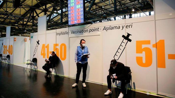 Втората ваксина в Германия за под 60 г. няма да е на